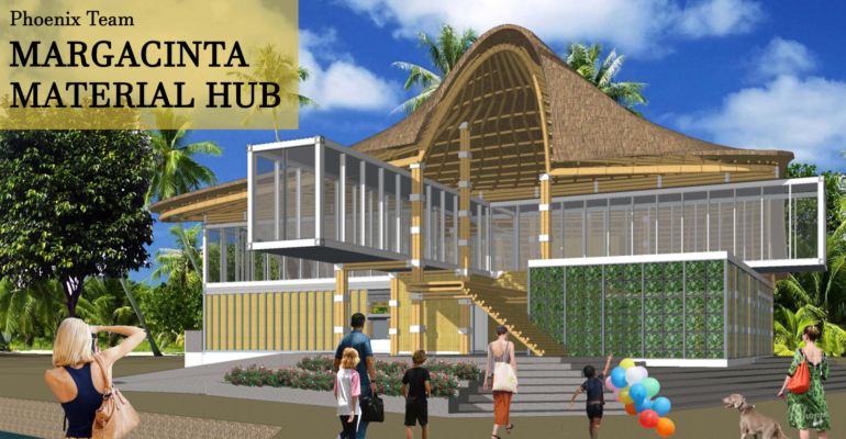 The Phoenix Team's Margacinta Material Hub